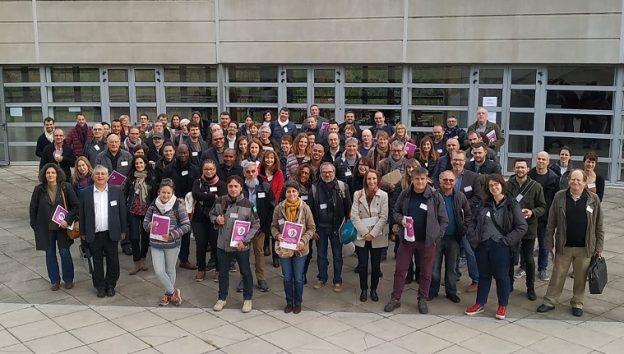 105 participants pour cette première journée nationale © Graine Occitanie
