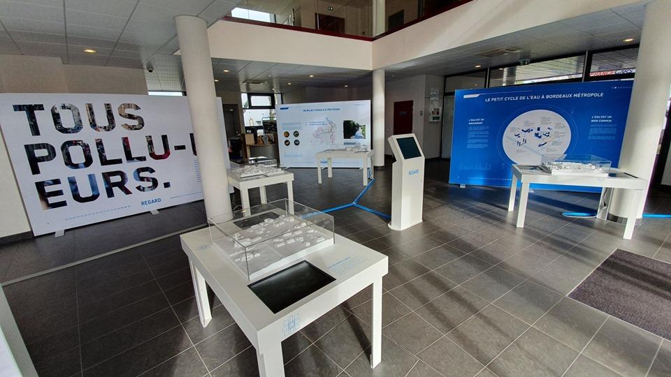 L'exposition a été conçue avec l'ensemble du comité scientifique du projet © Bordeaux Métropole