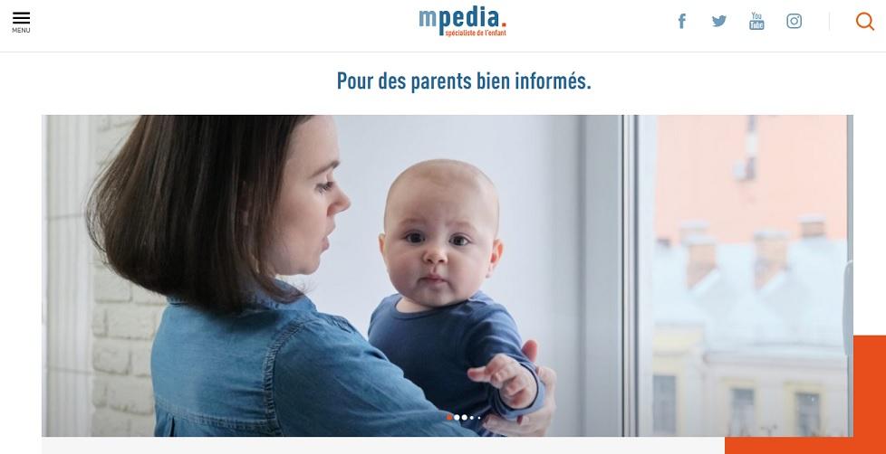 Le site MPedia © MPedia