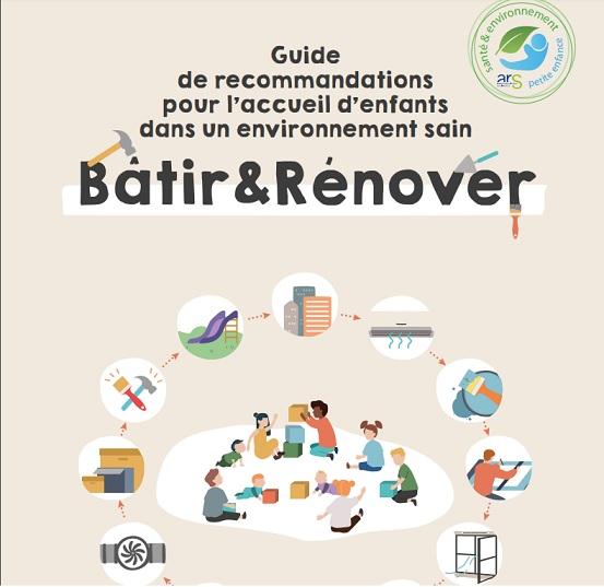 Le guide RecoCrèches 2 Bâti Réno © ARS NA