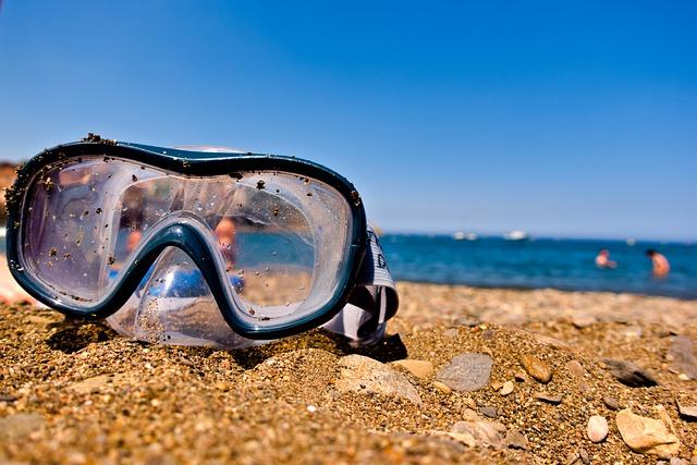 Le risque de contagion dans une eau de baignade est infime © Pixabay