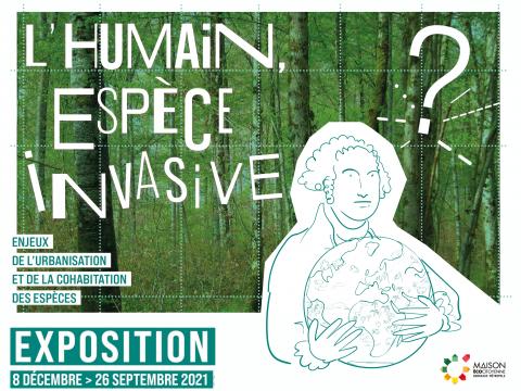 Expo MEC L'homme espèce invasive