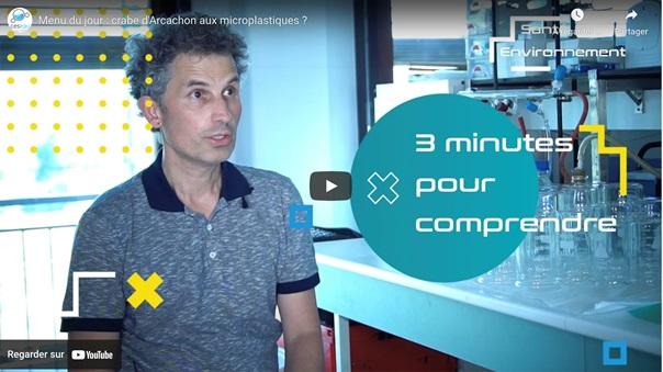3 minutes pour comprendre avec le Laboratoire EPOC © Ceseau