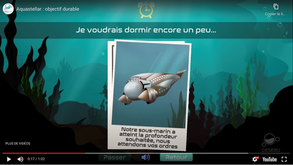L'application est téléchargeable gratuitement © Céseau