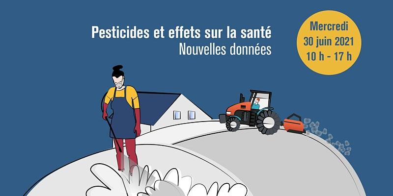 conférence pesticides nouvelles données-INSERM