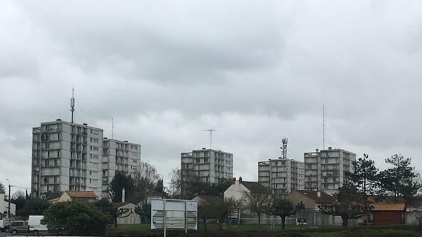Le quartier du Pontreau © Ville de Niort