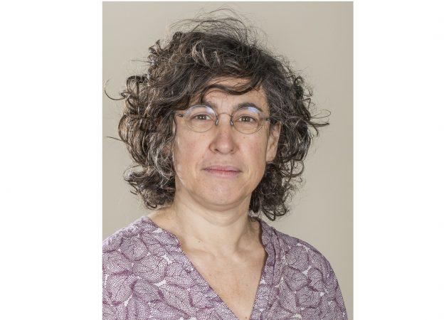 Hélène Larralde, géographe au sein de l'AUDAP © AUDAP